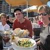 John, Tammy, and Susan, Dinner, Herbern Restaurant, Aker Brygge, Oslo, Norway