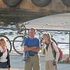 Rich, Susan and Tammy, Rådhusplassen; Oslo, Norway