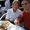 Tammy and John, Dinner, Herbern Restaurant, Aker Brygge, Oslo, Norway