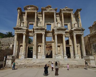 Turkey in April 2010
