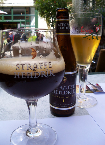 the reason to return to Brugge