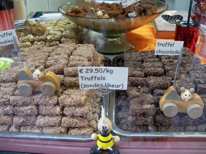 ummmm....truffles!