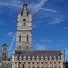 Ghent Belfry....if there is a tower to climb, we're there...fortunately, this one had an elevator!