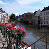 Ghent: along the river