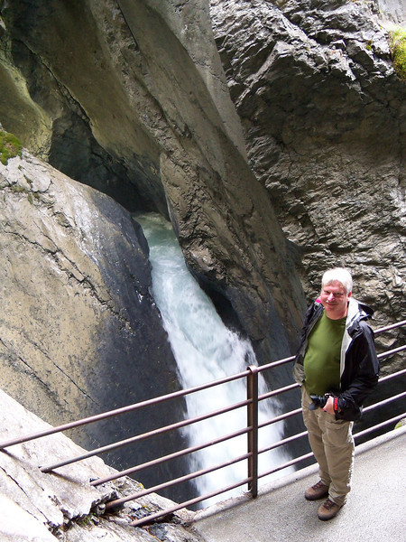 Trümmelbach Falls: 10 cascading falls INSIDE the rocks