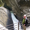 Trümmelbach Falls: 10 cascading falls INSIDE the rocks