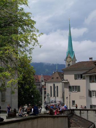 Zurich July 2012
