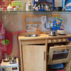now that's a kitchen....oh, to be a kid again...