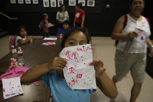 20130624-28 Summer Art Camp Week 2