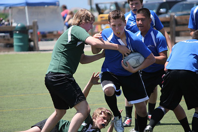 Rugby - Bryan