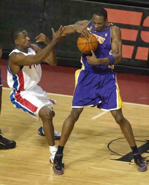 GM Pistons/Lakers Game 5