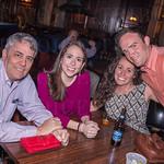 David and Catherine Dick with Elizabeth and Jonathan Bone.