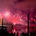2016 Thunder Over Louisville Fireworks.