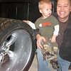 Dad, why did you get such big tires?  Zach.. Why the hell not!!!  ;-)