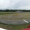 The panoramic view of the Thunder Valley Speedway.