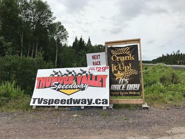 Thunder Valley Speedway - Lifetime track #2,471.