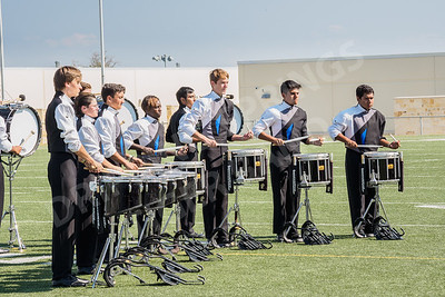 Thunder in the Hills Drumline Competition 2017