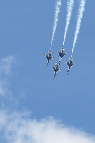 """USAF F-16 """"Thunderbirds"""" Image #4406"""