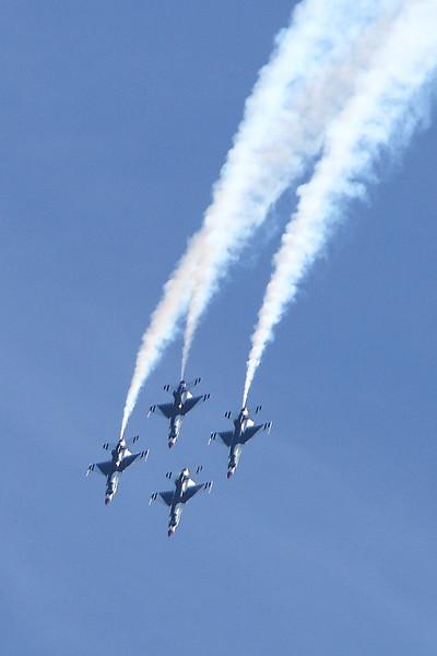 """USAF F-16 """"Thunderbirds"""" Image #4403"""