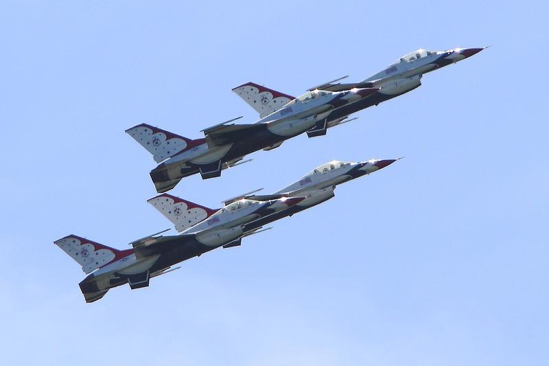 """USAF F-16 """"Thunderbirds"""" Image #4459"""