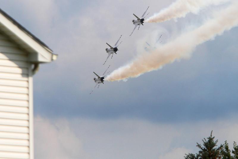 """USAF F-16 """"Thunderbirds"""" Image #4968"""