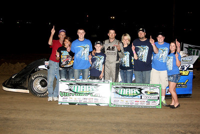 Brad Looney Fastest in Charlie Fulton Memorial