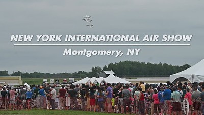 Thunderbirds New York International Air Show: New Windsor 2021