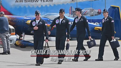 Thunderbirds Greater Binghamton Airshow: Binghamton 2021