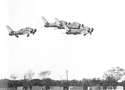 1F-84Fs