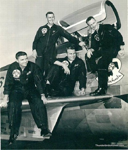 1955 Diamond Pilots