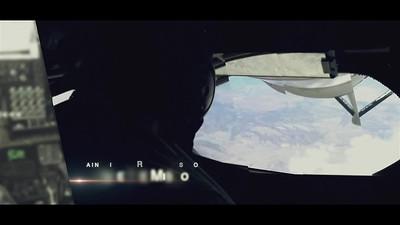 Team March refuels the USAF Thunderbirds