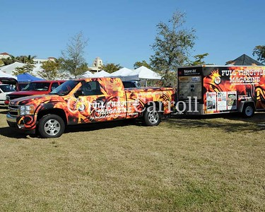 "Thunder by the Bay -- Sarasota, Fl,  Bikes, Bands & BBQ"" Event"