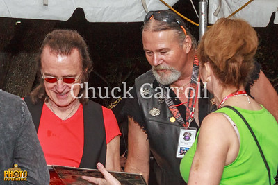 Thunder by the Bay - Meet and Greet with Foghat - 1-11-2014  - Suncoast Charities for Children