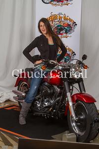Bike Portraits - Born To Be Wild Kickoff Party - Suncoast Charities For Children , Sarasota Florida - January 4, 2013