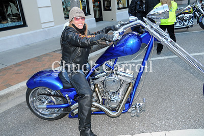 Thunder By The Bay -- Downtown Festival and Bike Show Sarasota Florida - Sunday  January 10, 2010