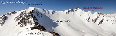 Mount Superior Mineral Fork