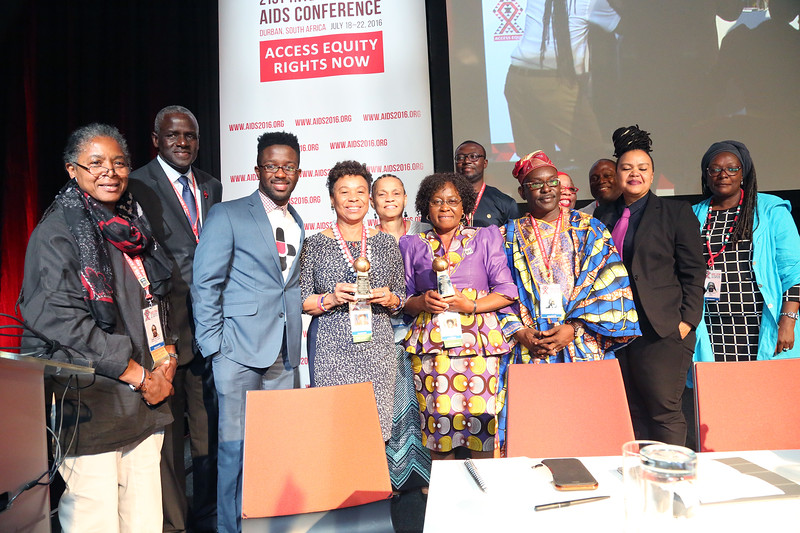 21st International AIDS Conference (AIDS 2016), Durban, South Africa.<br /> THSA06 Moving from Silos to Solidarity<br /> Thursday 21 July : Venue -Session Room 7<br /> The Panel<br /> Photo©International AIDS Society/Abhi Indrarajan