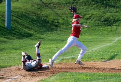 Teener Baseball: Pine Grove at Frackville
