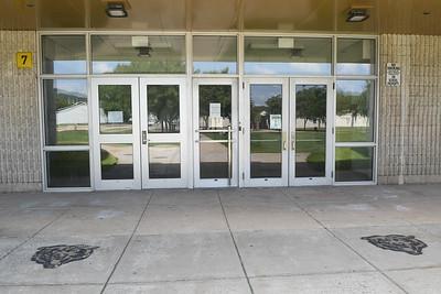 MAHANOY ELEMENTARY DOORS