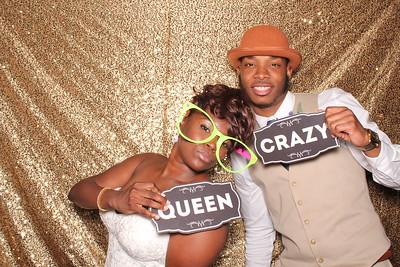 Tiara + Carl Wedding