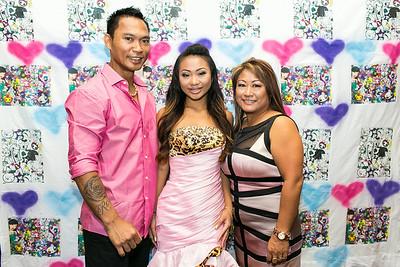 Tiara's Graduation Party (Event Photos)