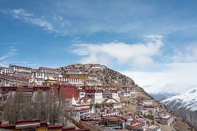 Ganden Monastery - Lhasa - Tibet