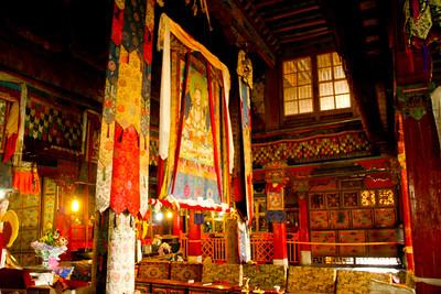 מנזר דרפונג ליד להאסה
