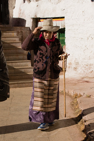 Lhasa - People