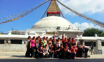 Большая  экспедиция к священной горе Кайлас. Сентябрь 2013