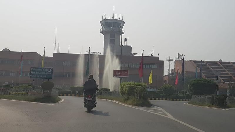 Аэропорт Трибхуван.<br /> Все начинается и завершается аэропортом: перелёты меж временем и пространством.