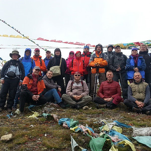 Октябрь 2014 год.  Святыни Тибета. Кора вокруг Кайласа