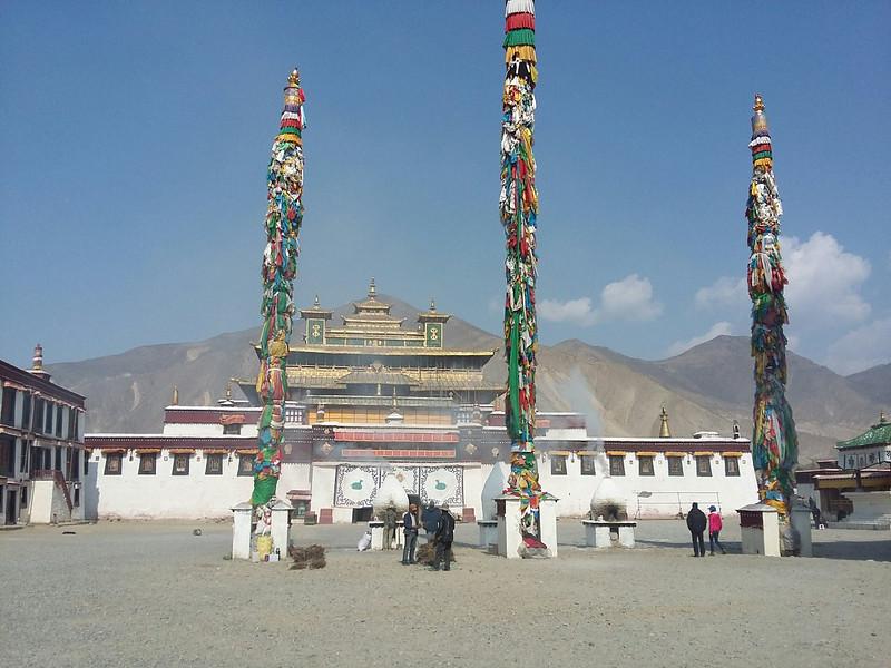 Тибет. Монастырь Самье