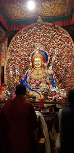 Наш любимый Гуру Ринпоче - самый похожий на Себя! Все в Самье -мандале.
