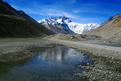 Mt Everest, Tibet